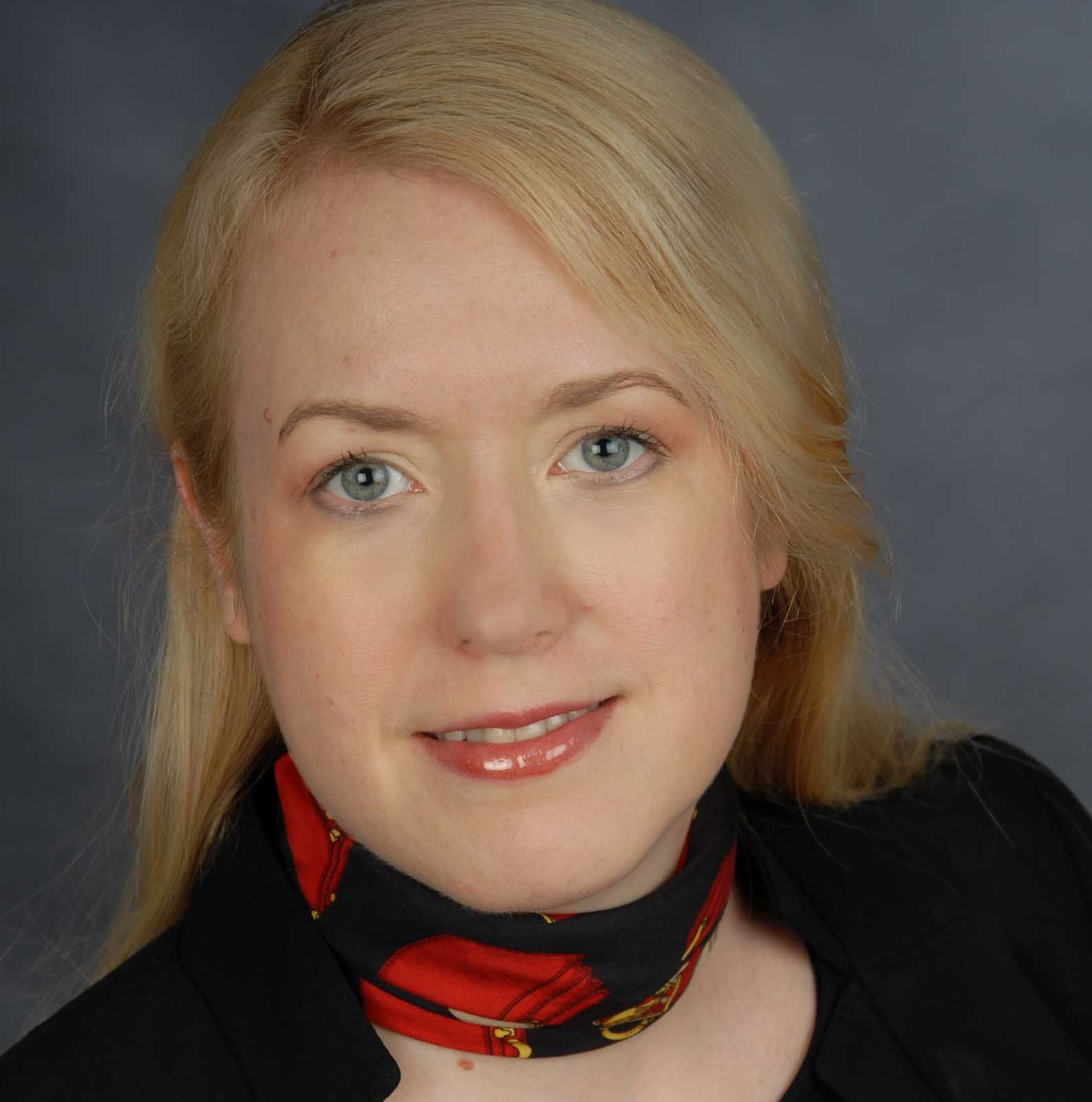 Dozent Liane Bednarz